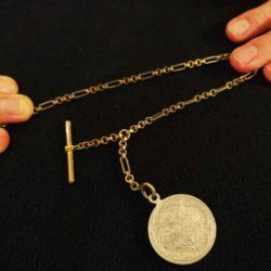 Řetízek k hodinkám | Pocket watch chain