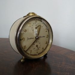 Art deco alarm clock Brevettino