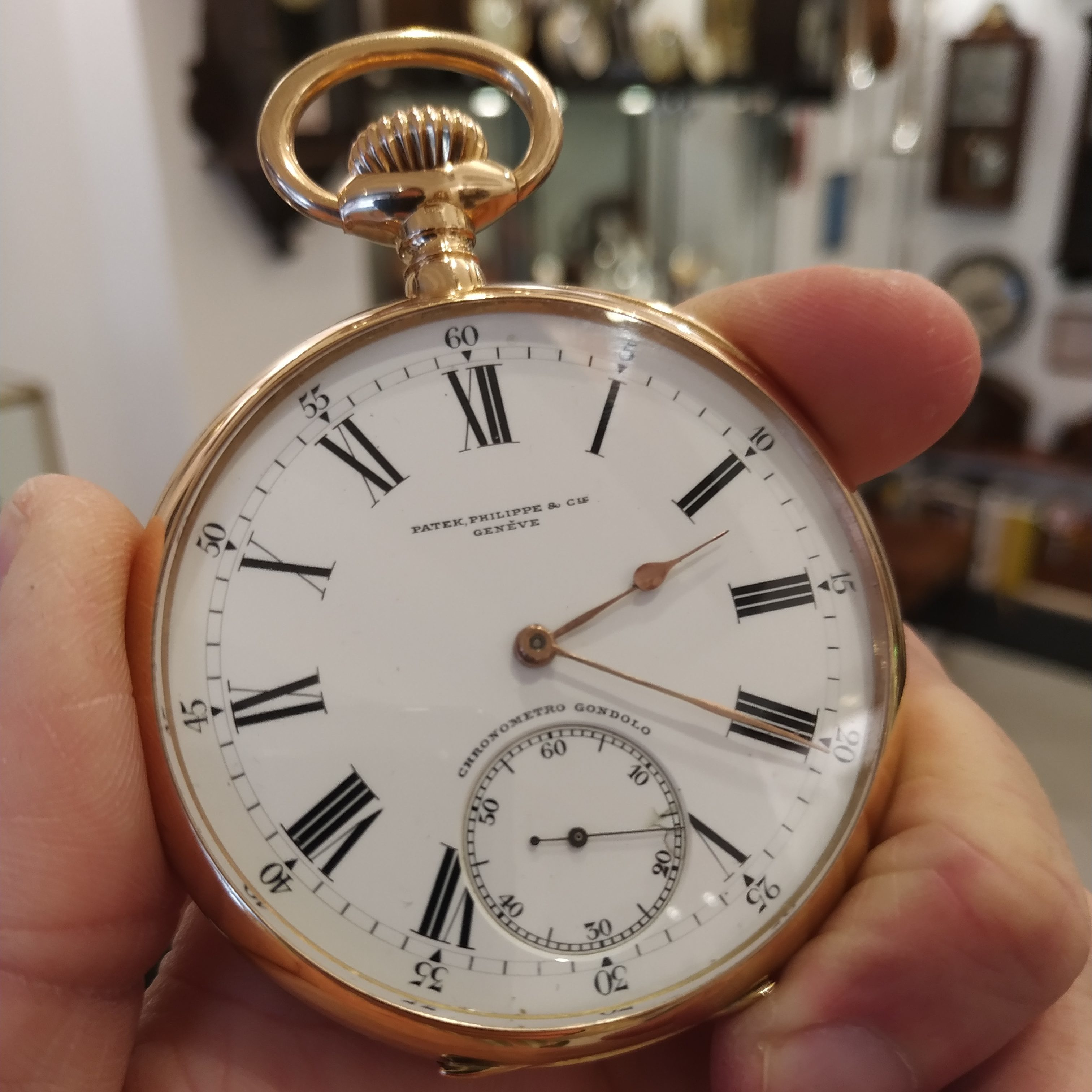Patek Phillipe 18k
