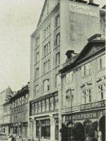 Mozarteum ve Světozoru – 1913