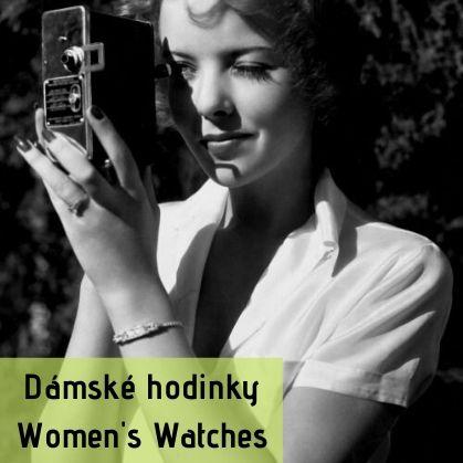 Dámské hodinky | Women's Wrist Watches