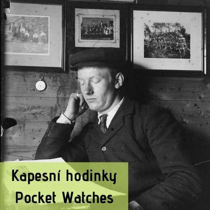 Kapesní hodinky | Pocket Watches