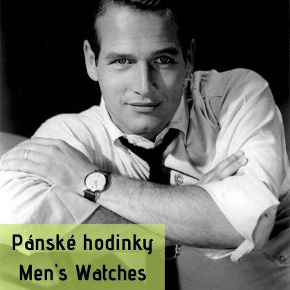 Pánské hodinky | Men's Wrist Watches