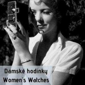 Starožitné dámské hodinky na prodej - Clock gallery Praha