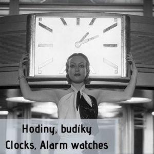Starožitné hodiny a budíky na prodej - Clock gallery Praha