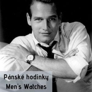 Starožitné pánské hodinky na prodej - Clock gallery Praha
