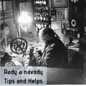 Jak pečovat o starožitné hodiny